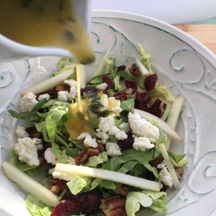 Dijon Apple Cider Vinaigrette