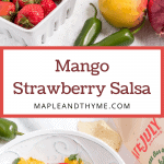 mango strawberry salsa ingredients