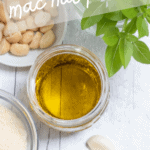Mac nut pesto for pinterest